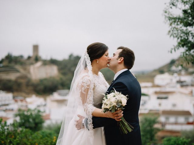 La boda de Reme y Antonio