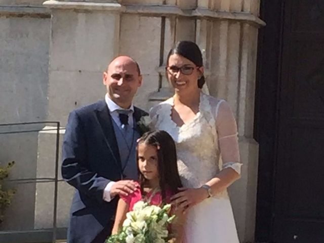La boda de Marcos y Ana en Castellar Del Valles, Barcelona 1