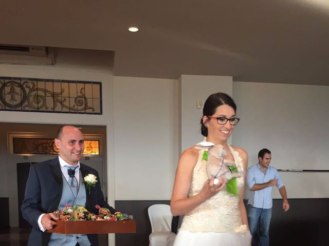 La boda de Marcos y Ana en Castellar Del Valles, Barcelona 2