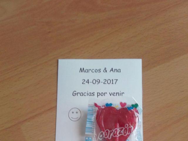 La boda de Marcos y Ana en Castellar Del Valles, Barcelona 3