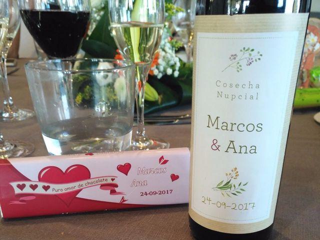 La boda de Marcos y Ana en Castellar Del Valles, Barcelona 7