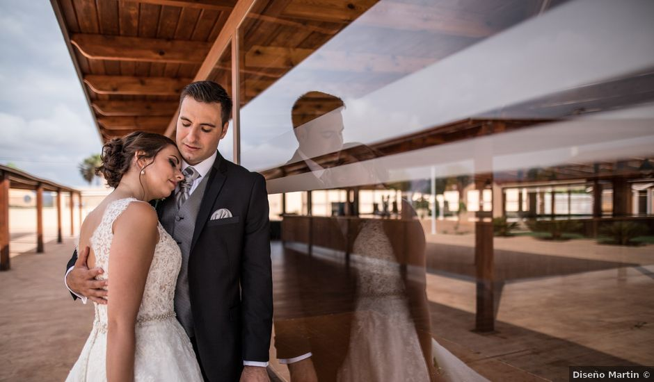 La boda de Raul y Noemi en Cartagena, Murcia
