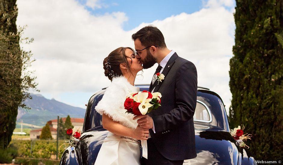 La boda de Victor y Silvia en Laguardia, Álava