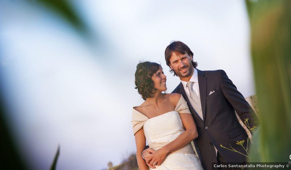 La boda de Manolo y Patricia en Tudela, Navarra