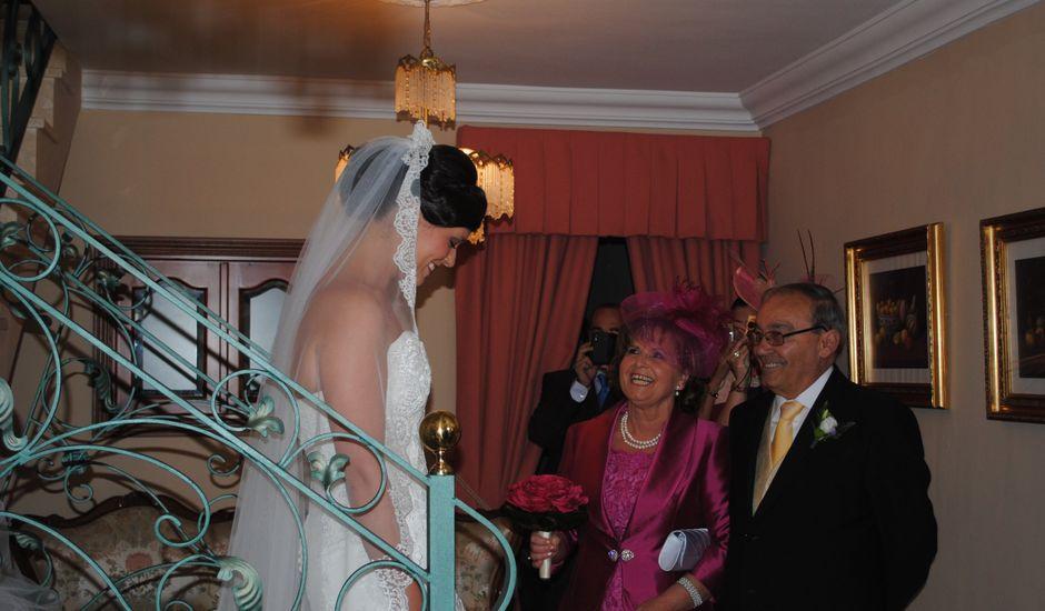 La boda de Lucas y Gemma en Alcala Del Valle, Cádiz