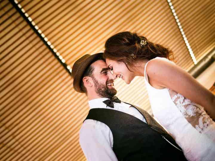 La boda de Anna y Víctor
