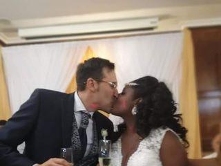 La boda de Aybeel y Cristian 2
