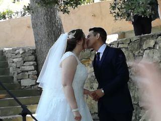 La boda de Rabea  y Leo 3