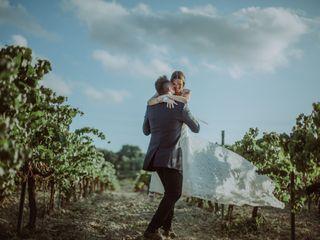 La boda de Idoia y Ricard