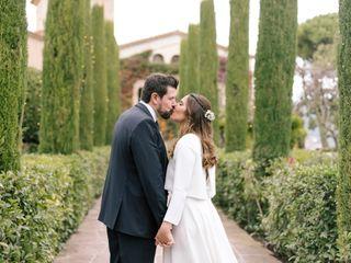 La boda de Carles y Natalia