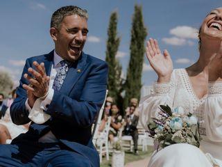 La boda de Isabel y Ricardo