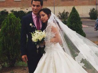 La boda de Daniela y Yani