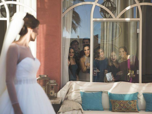 La boda de Elias y Encarni en Los Palacios Y Villafranca, Sevilla 2