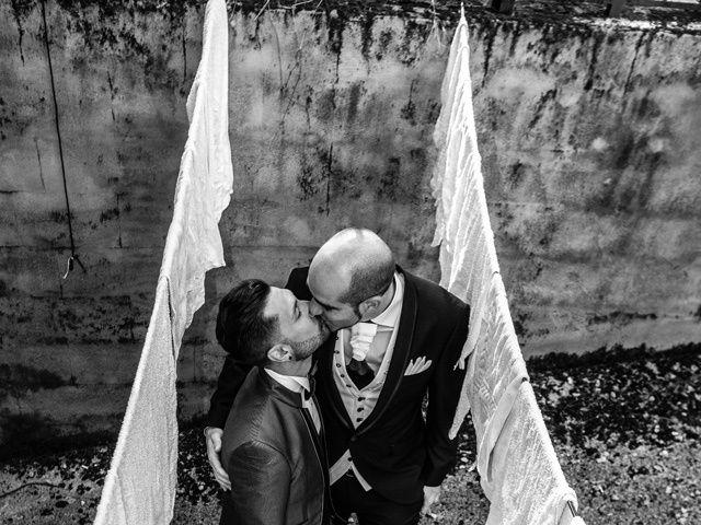 La boda de Rafa y Marc en Ponferrada, León 14