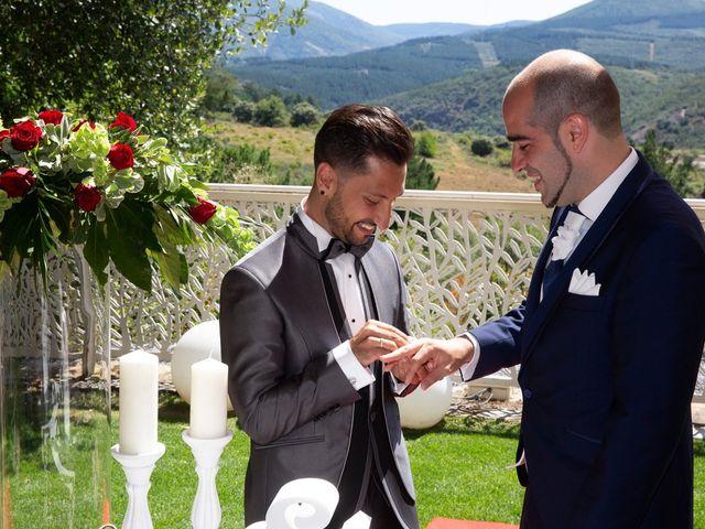 La boda de Rafa y Marc en Ponferrada, León 30