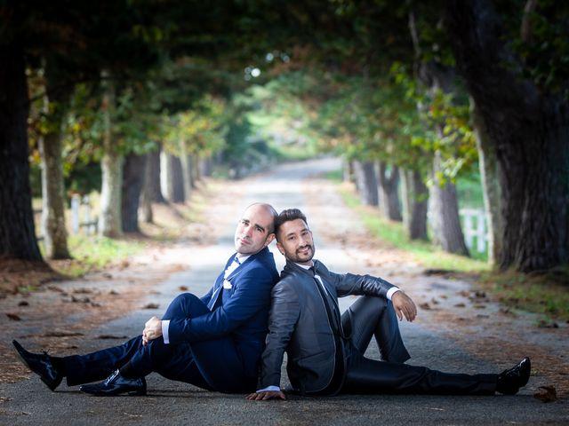 La boda de Marc y Rafa