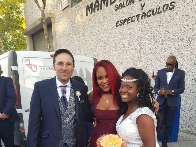 La boda de Cristian y Aybeel en Alcorcón, Madrid 4