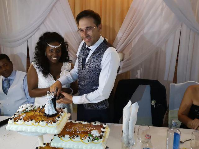 La boda de Aybeel y Cristian