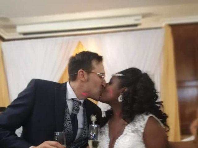 La boda de Cristian y Aybeel en Alcorcón, Madrid 12
