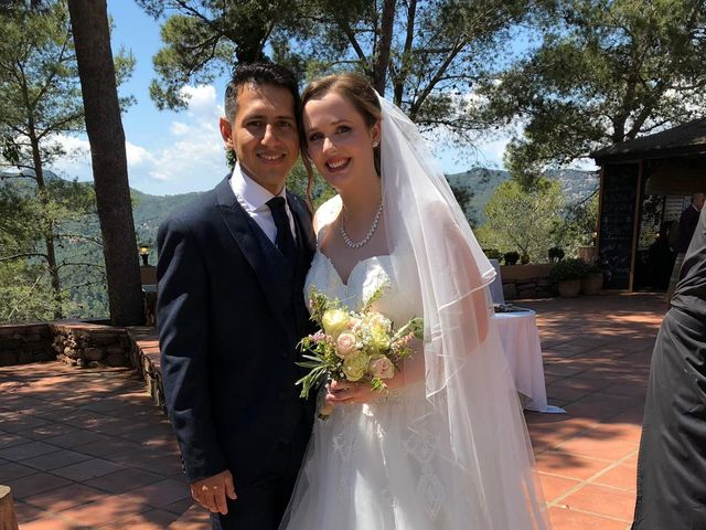 La boda de Leo y Rabea  en Cervello, Barcelona 3