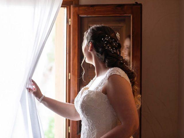 La boda de Leo y Rabea  en Cervello, Barcelona 8