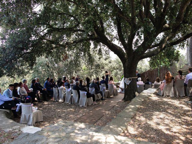 La boda de Leo y Rabea  en Cervello, Barcelona 9