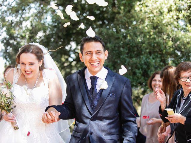 La boda de Leo y Rabea  en Cervello, Barcelona 11