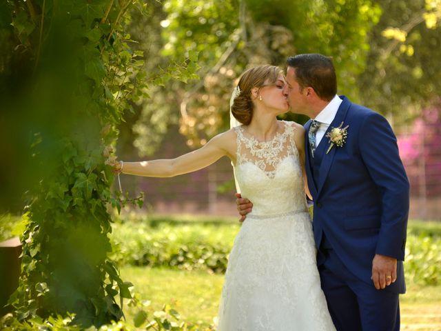 La boda de Miriam y Xavier