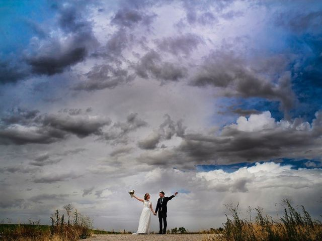 La boda de Petra y Raúl