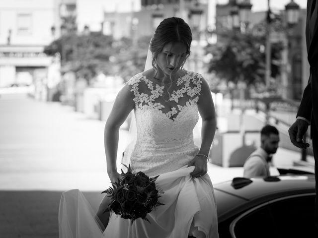 La boda de Dani y Anabel en Chiclana De La Frontera, Cádiz 12