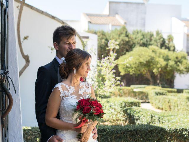 La boda de Dani y Anabel en Chiclana De La Frontera, Cádiz 16