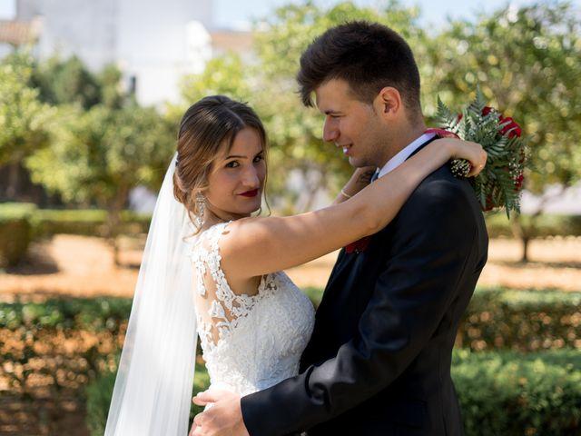 La boda de Dani y Anabel en Chiclana De La Frontera, Cádiz 1