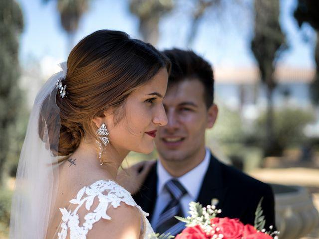 La boda de Dani y Anabel en Chiclana De La Frontera, Cádiz 19