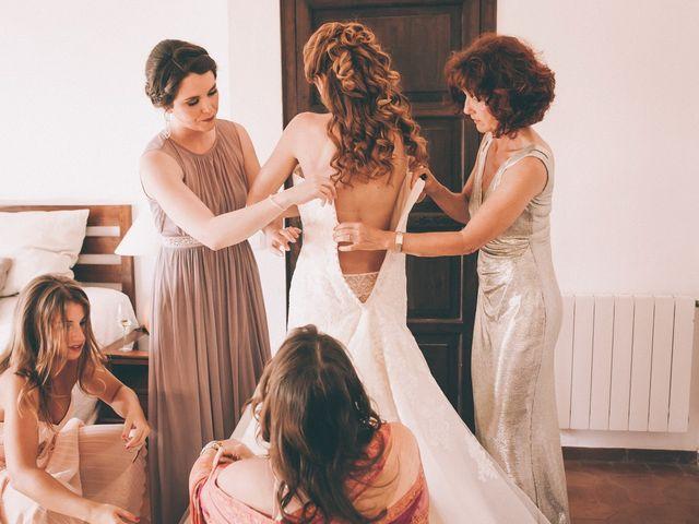 La boda de Dennis y Nora en Vejer De La Frontera, Cádiz 23