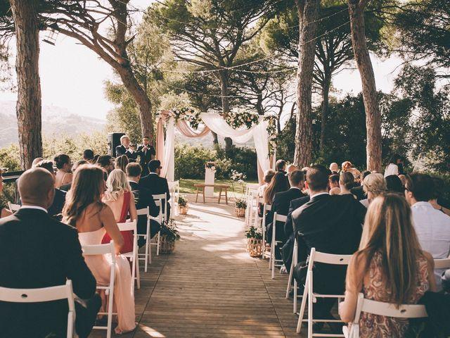 La boda de Dennis y Nora en Vejer De La Frontera, Cádiz 30