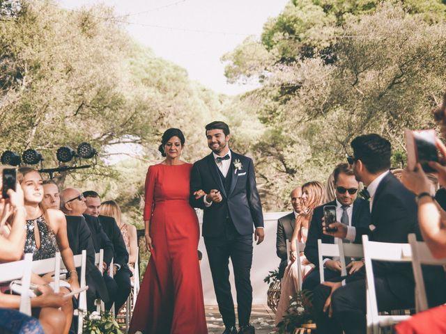 La boda de Dennis y Nora en Vejer De La Frontera, Cádiz 32