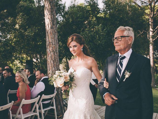 La boda de Dennis y Nora en Vejer De La Frontera, Cádiz 34