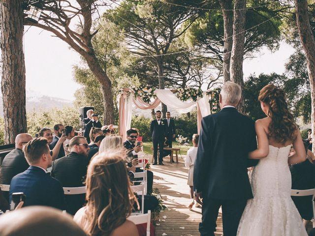 La boda de Dennis y Nora en Vejer De La Frontera, Cádiz 35