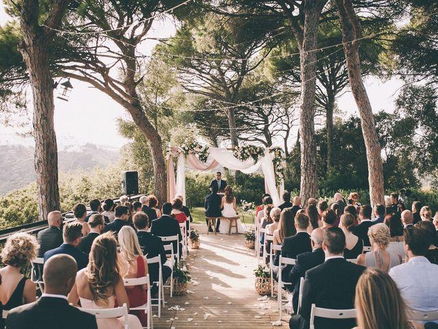 La boda de Dennis y Nora en Vejer De La Frontera, Cádiz 36