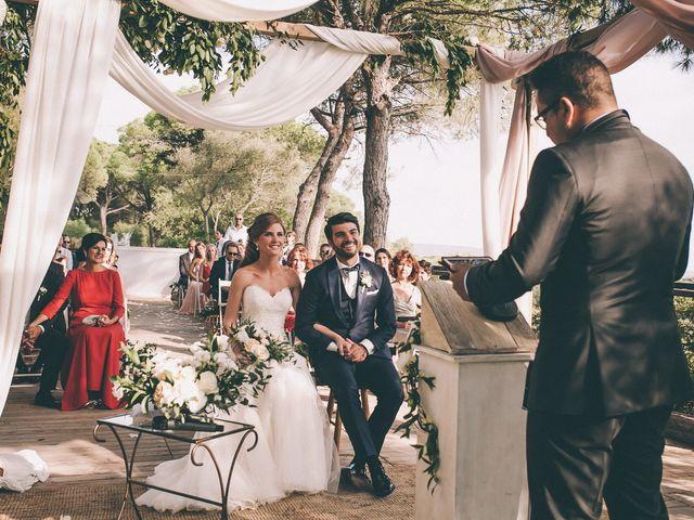 La boda de Dennis y Nora en Vejer De La Frontera, Cádiz 37