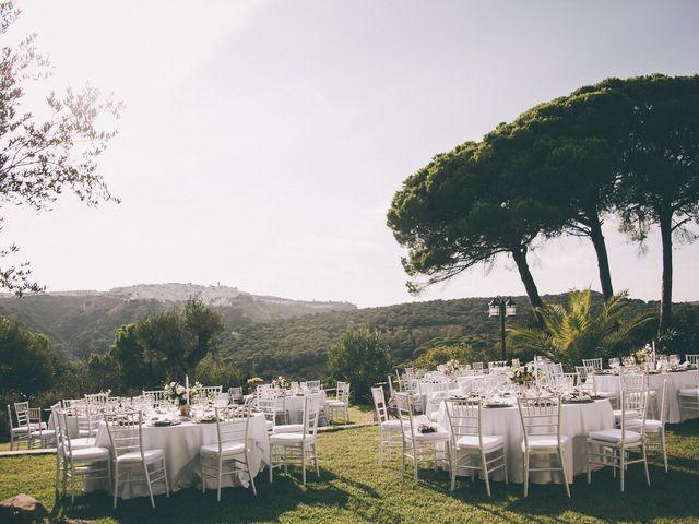 La boda de Dennis y Nora en Vejer De La Frontera, Cádiz 38