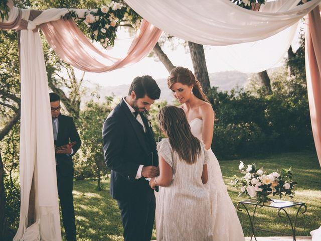 La boda de Dennis y Nora en Vejer De La Frontera, Cádiz 45