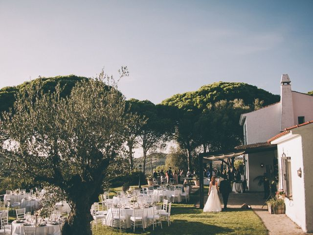 La boda de Dennis y Nora en Vejer De La Frontera, Cádiz 62
