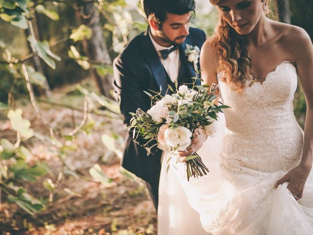 La boda de Nora y Dennis