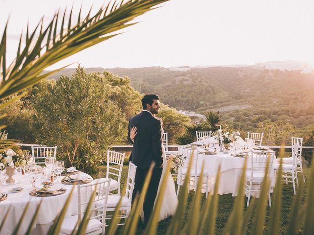 La boda de Dennis y Nora en Vejer De La Frontera, Cádiz 74