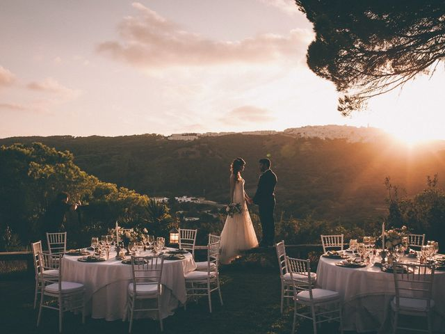 La boda de Dennis y Nora en Vejer De La Frontera, Cádiz 76