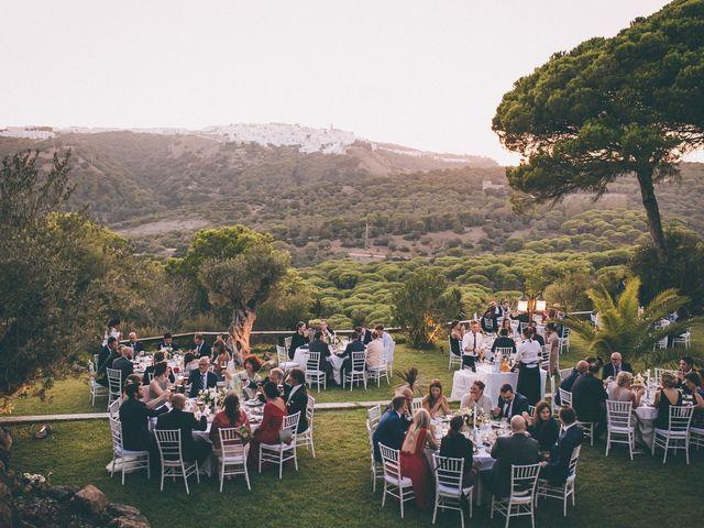 La boda de Dennis y Nora en Vejer De La Frontera, Cádiz 80