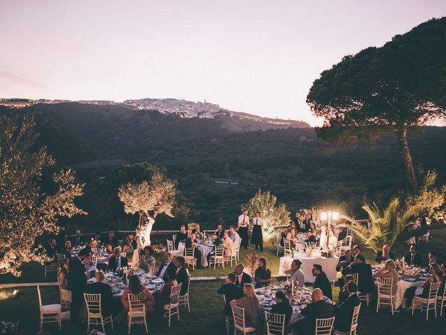 La boda de Dennis y Nora en Vejer De La Frontera, Cádiz 81