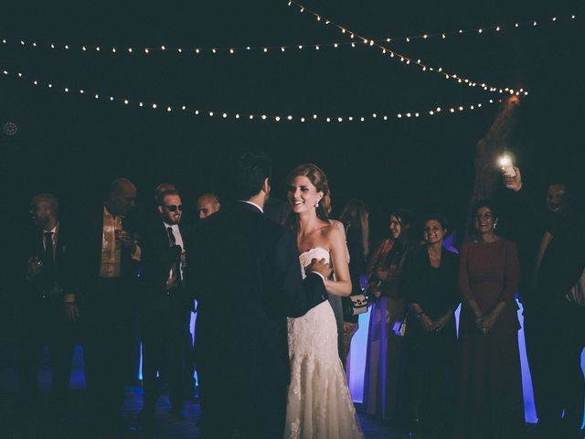 La boda de Dennis y Nora en Vejer De La Frontera, Cádiz 92