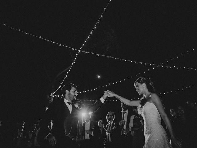 La boda de Dennis y Nora en Vejer De La Frontera, Cádiz 95